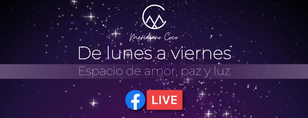 FB Live MeridianoCoco